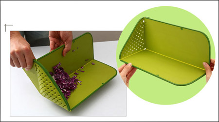 تخته گوشت تا شو Folding Chopping Board اصل